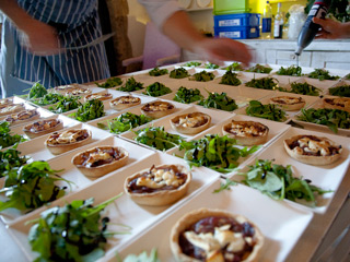 wedding catering image