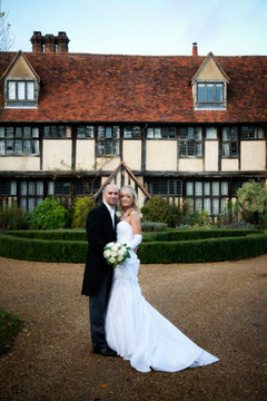 wedding photographer work in dove barn essex