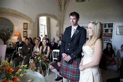 Civil Ceremony, Butley Priory