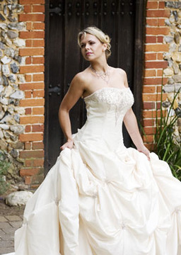 wedding dress by tinkerbelle shop ipswich suffolk